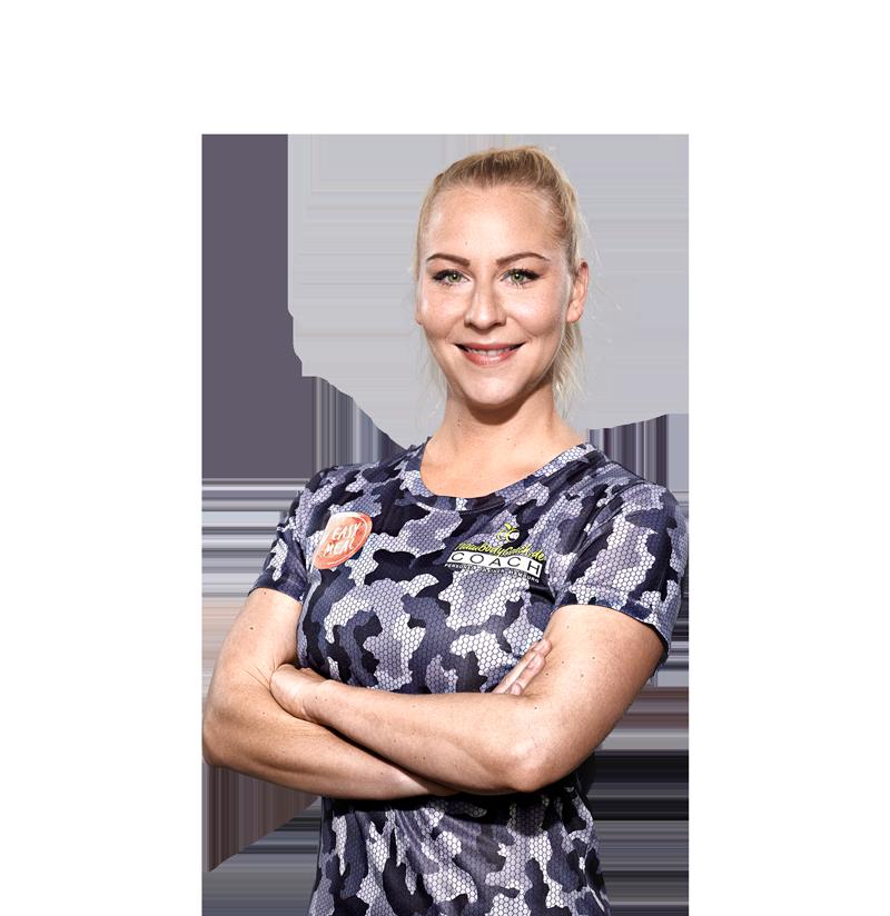 Personal Fitness Trainer Hamburg - TeamBodyCoach - Josi 1