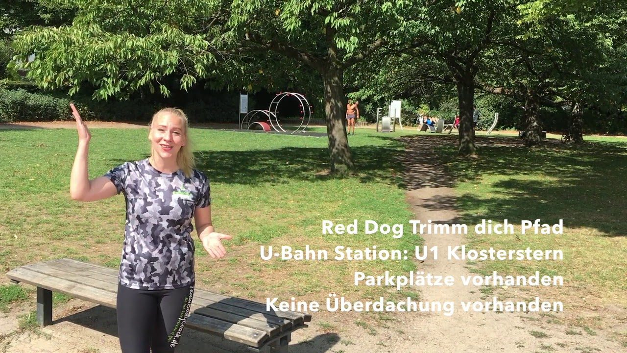Personal Fitness Trainer Hamburg - TeamBodyCoach - AirFit Outdoor Fitness Training Hamburg 1