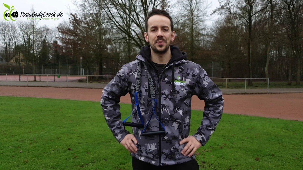 Personal Fitness Trainer Hamburg - TeamBodyCoach - Kami 3