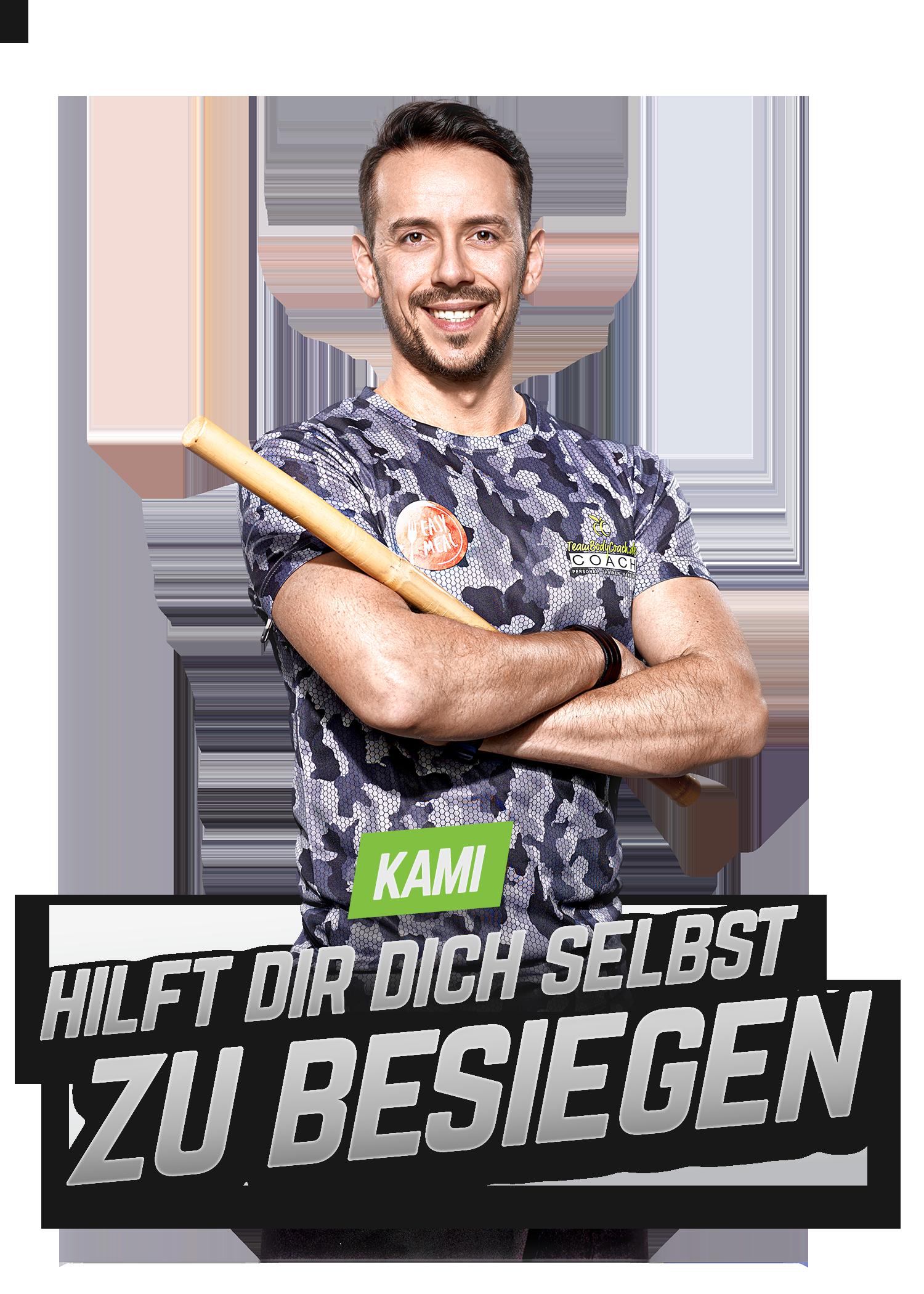 Personal Fitness Trainer Hamburg - TeamBodyCoach - Kami 1